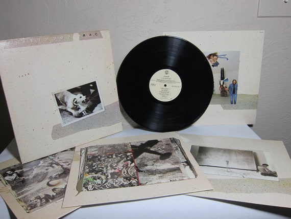 Fleetwood Mac Tusk Double Lp Vinyl Lp Record Album