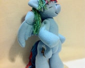 Myth-fit My Little Pony Rainbow Dash Poseable Plush
