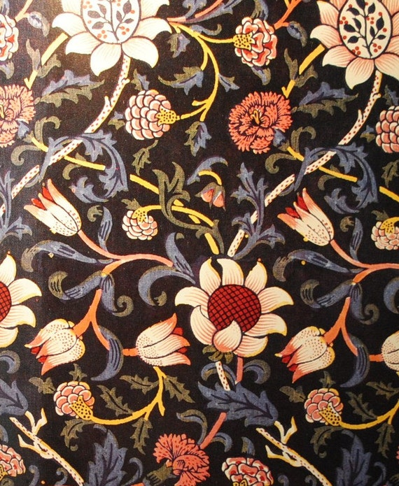 William Morris by A Dore Helen.......................art and inspiration...cottage book company no. 706