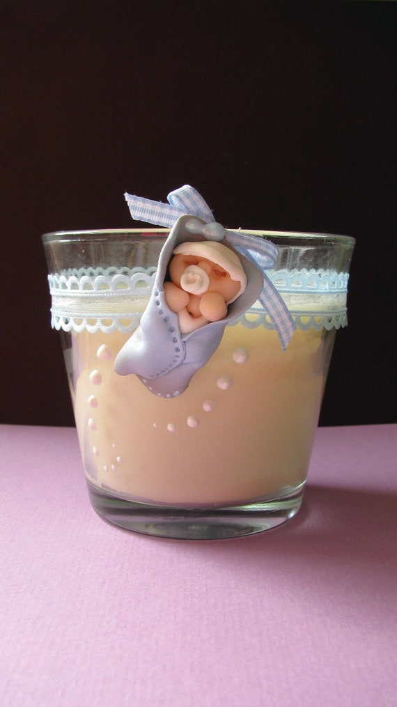 Decorations - New Born Baby Family - Candle