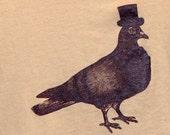 Fancy Bird Tee