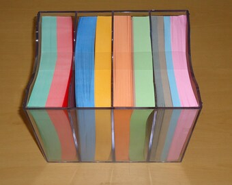 "JONGIE NARA 6"" Single side Origami Paper 10 colors 2000 sheets LOT"