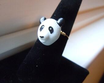 Panda Bear Ring