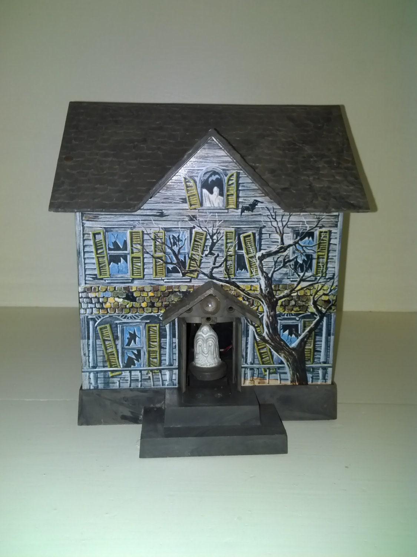 House Bank Disney Haunted House Bank