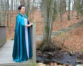 Custom Made Cape - Over Forty Colors in Stock with Different Lengths and Extras