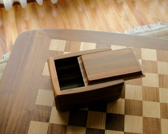 Wooden Heirloom Box or Ornamental Box No. 2