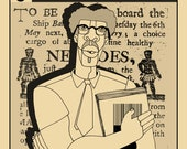 1001 Black Men--Afro-Geeks, and Dungeon Masters with Soul Zine