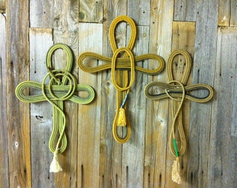 Lariat Rope Cross's