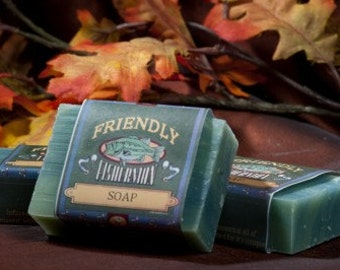 Friendly Fisherman Soap