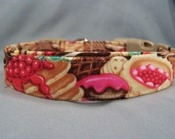 Sweet Treats Dog Collar