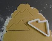 Cookie cutter Alpine...