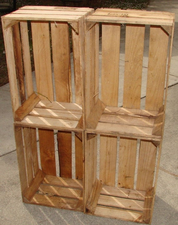 Wooden fruit crates for sale wooden fruit crates for sale for Used apple crates