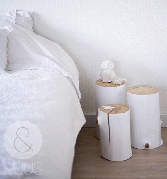 boomstam tafeltje 50 55 cm. Black Bedroom Furniture Sets. Home Design Ideas