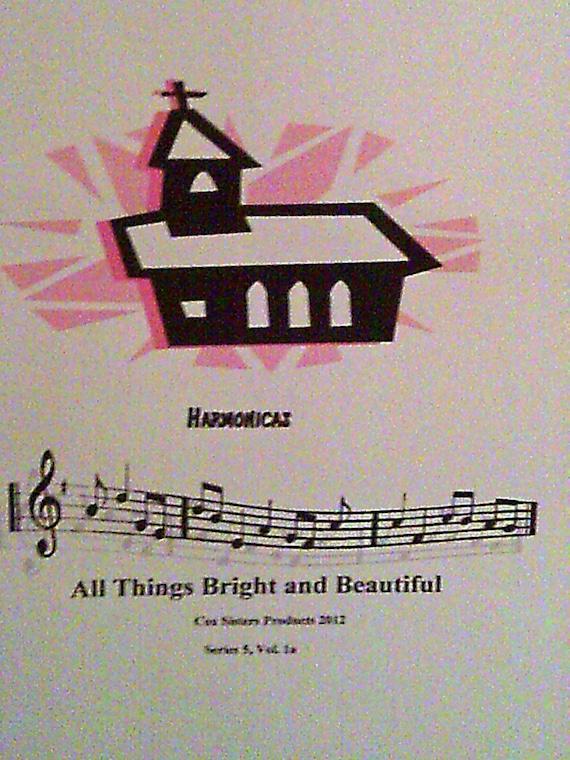 Harmonica Group 30