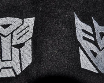 Transformers scarves