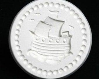 Cookie Stamp - Sailing Ship