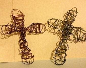 Wire Crosses