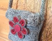 Small Crochet Messenger