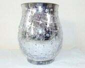 vase with swarovski crystals