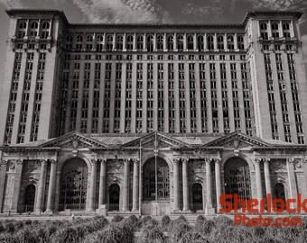 Michigan Central Station Facade - Image 00826