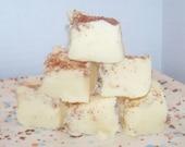 Smooth And Creamy Chai Tea Fudge Quarter Pound (1/4 lb) 4 oz Yummy Creamy Gourmet Fudge