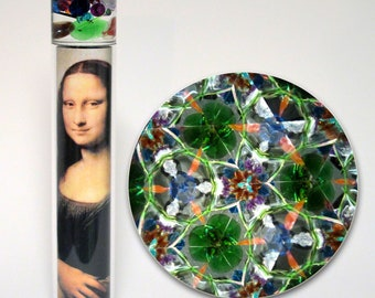 Kaleidoscope Mona Lisa