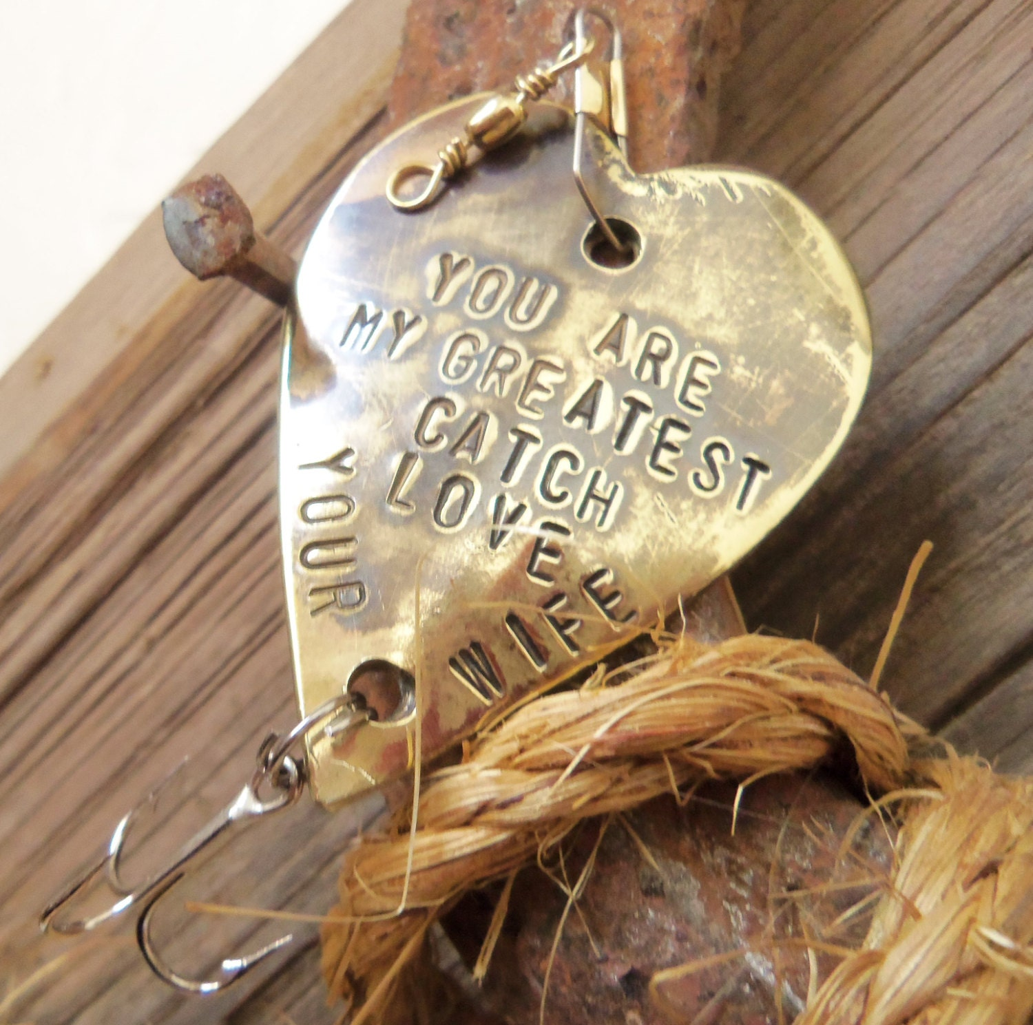 Fishing Personalized Fishing Lure Custom Fish Gift For Husband