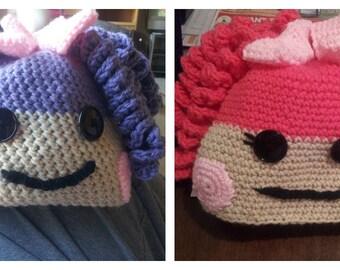 Lalaloopsy doll beanie hats