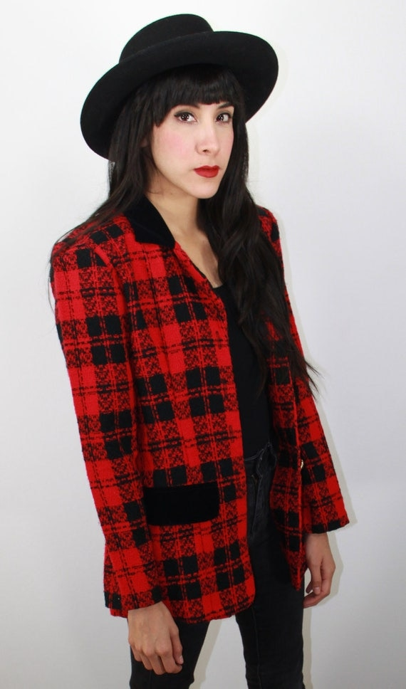 Find red and black plaid jacket at ShopStyle. Shop the latest collection of red and black plaid jacket from the most popular stores - all in one.