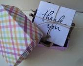 "Mini ""Thank You"" cards Box Set"