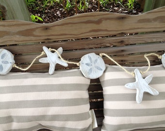 Sand Dollar and Starfish Strings