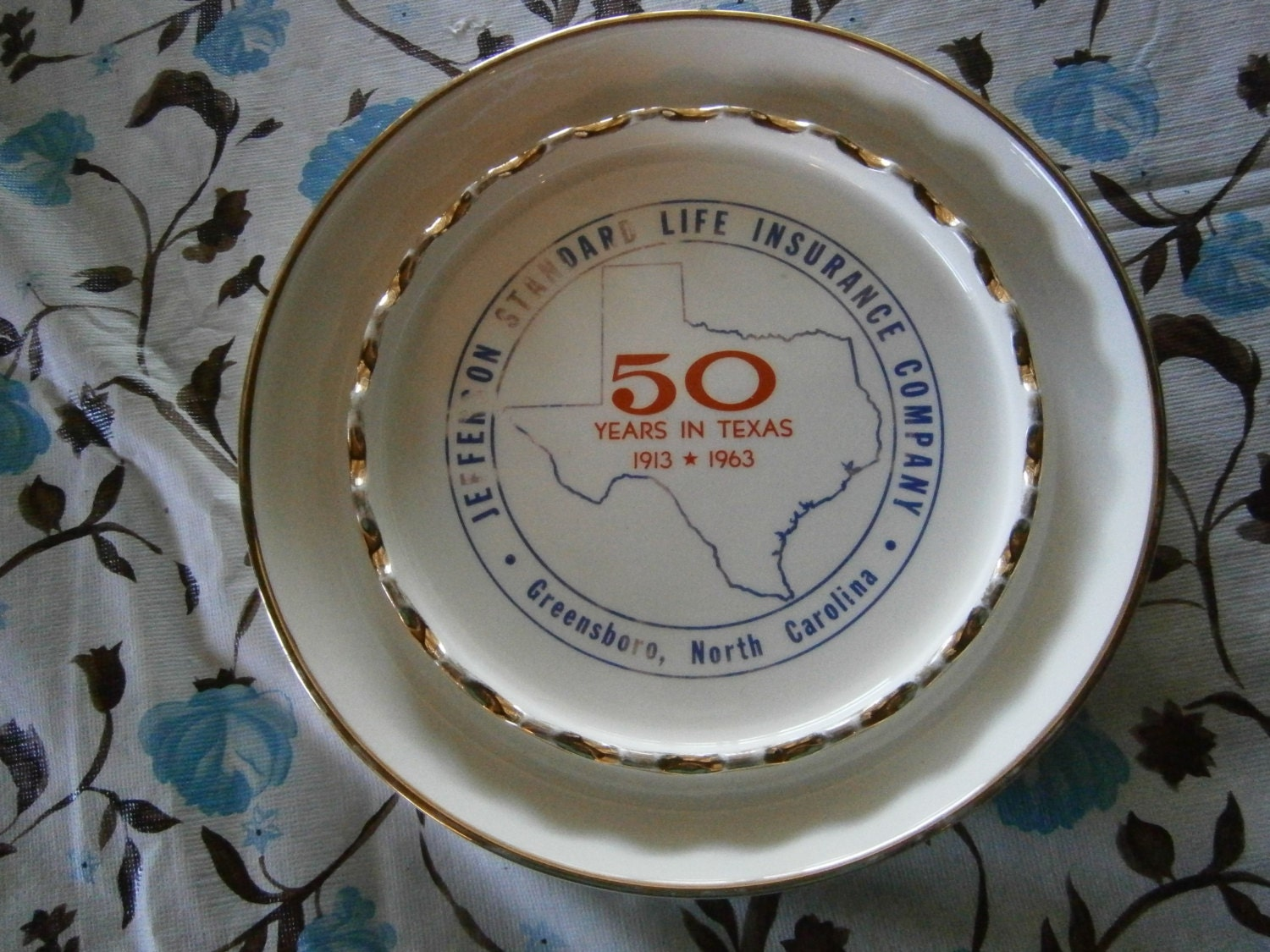 Sale Adv Ins Ash Tray 1963 Was 26 50 Now 20 00