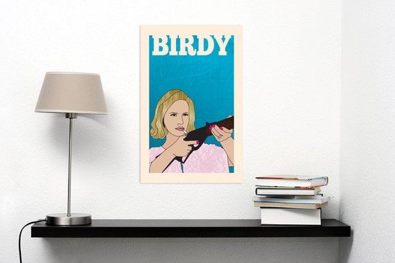 Betty Draper Mad Men - Poster Wall Art DIY Printable