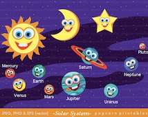 Planet Facts  Kidzone Educational Worksheets!