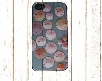 Sand Dollar Cell Phone Case for Iphone 5/5,  Iphone 6/6S Case, Beach IPhone Cases