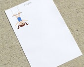 Personalized Note Gymnastics
