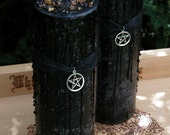 Witches Magick Alchemy Pillar 3x9 . Sacred Ritual & High Magick