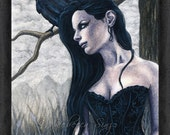 Nevermore 8.5 x 11 Print