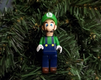 Nintendo Luigi Christmas Ornament