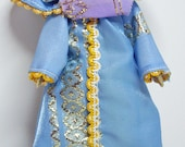 SALE -- Vintage Veiled Middle-Eastern Doll