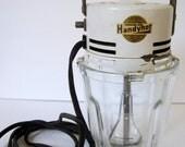Vintage Retro Mixer Handy Hot Electric Whipper Glass Vintage  Kitchen Decor