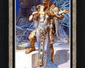 Leyendecker Anthony and Cleopatra ca 1920 Giclee Art Print