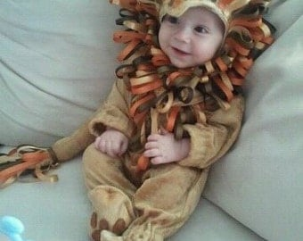 Toddler Lion Costume FREE SHIPPING early orders August only!