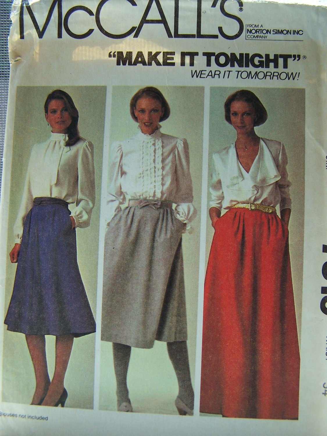 clearance mccall s 7319 sewing pattern misses maxi