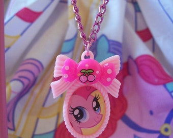 My Little Pony Cameo Necklace