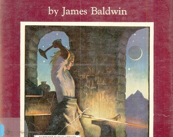 Vintage Childrens Book Story of Siegfried James Baldwin Peter Hurd Folk Tale CrabbyCats, Crabby Cats