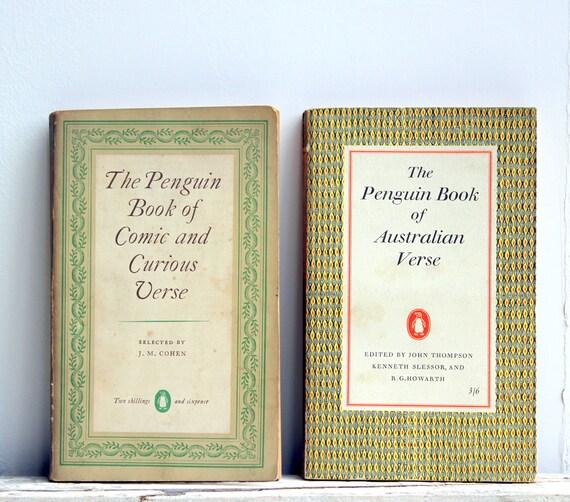 Peguin Poets Book Set
