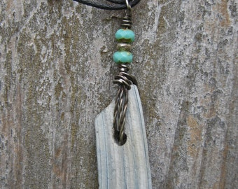 Boho  Natural Shell necklace