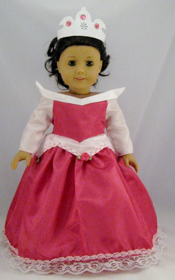 18 Beauty Salon Website Templates: Sleeping Beauty Dress For American Girl Or Other 18 Inch Doll