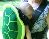 Turtle Shell Baby Carrier Accessory Bjorn Ergo Tula Cover with Huge Storage Pocket